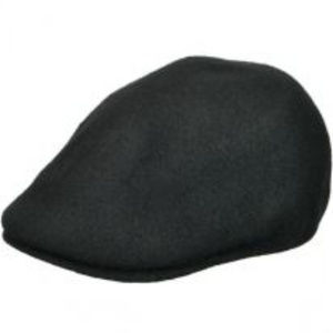 Kangol Seamless 507 Cap Black/Gold